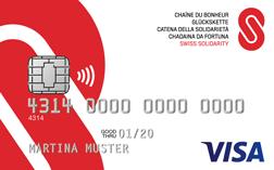 Erste Schritte mit GLu00dcCKSKETTE VISA CARD