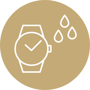 Swatch Pay Icon wasserdicht