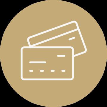 Kreditkarten verwalten