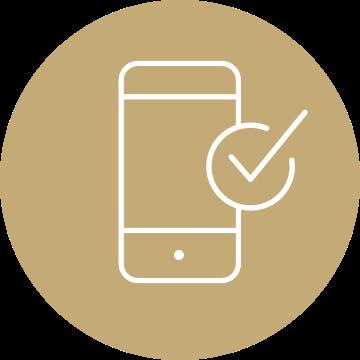 In Apps bezahlen mit nur einem Fingertipp