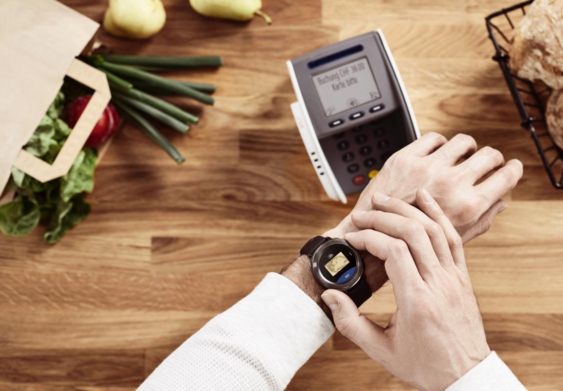 Samsung Pay Watch