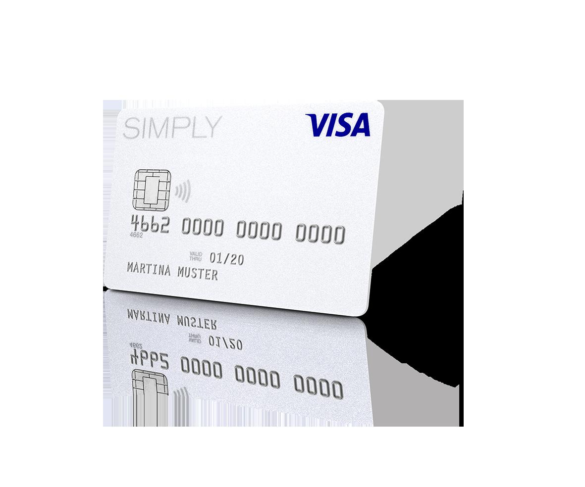 Simply Visa Card