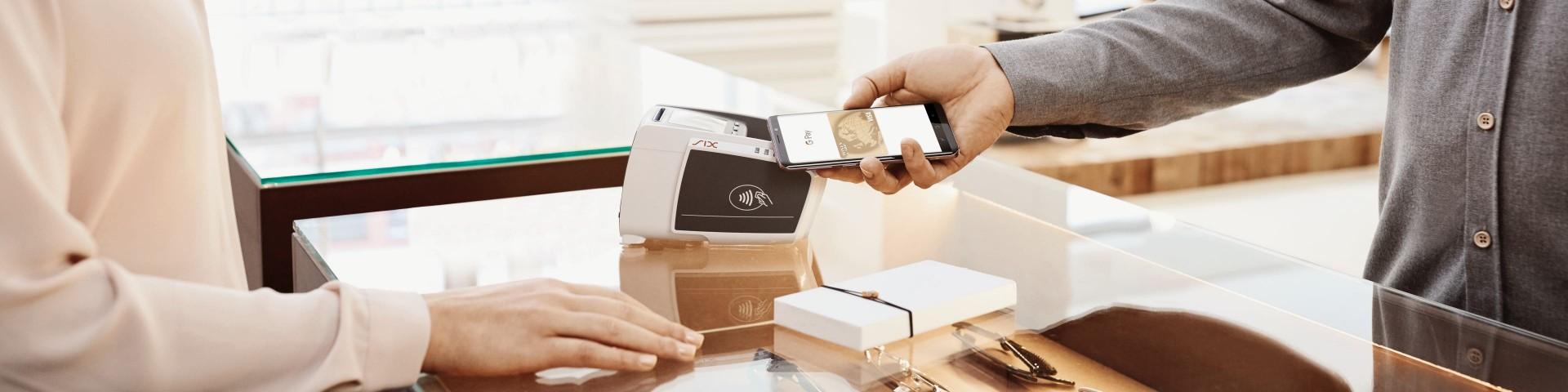 Bonuscard Google Pay