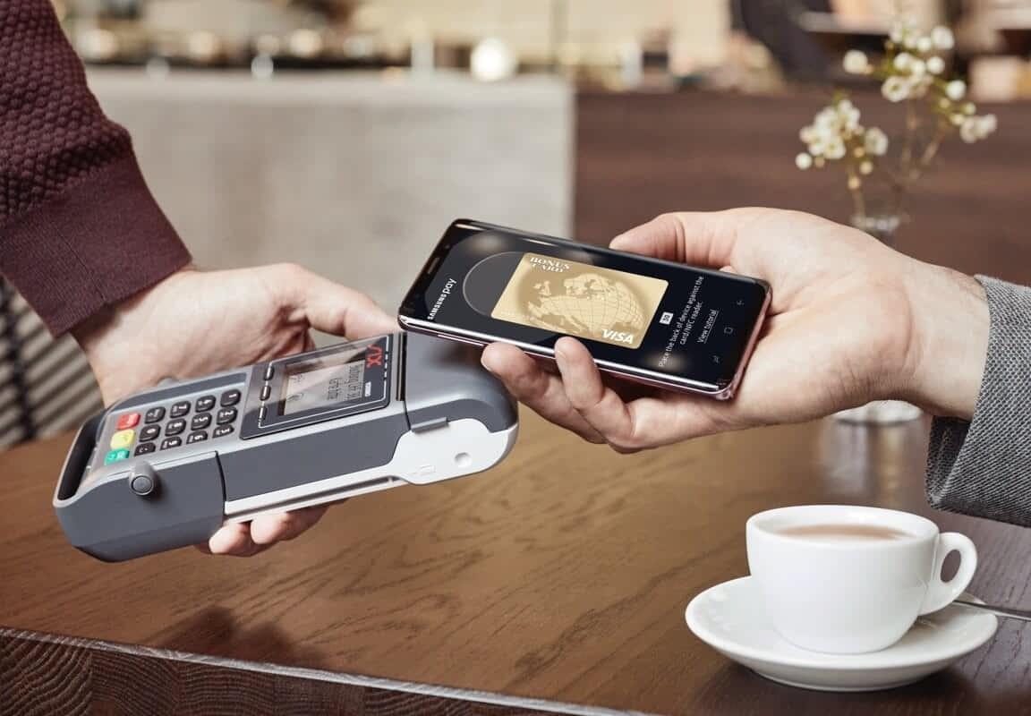 Mobil & kontaktlos bezahlen